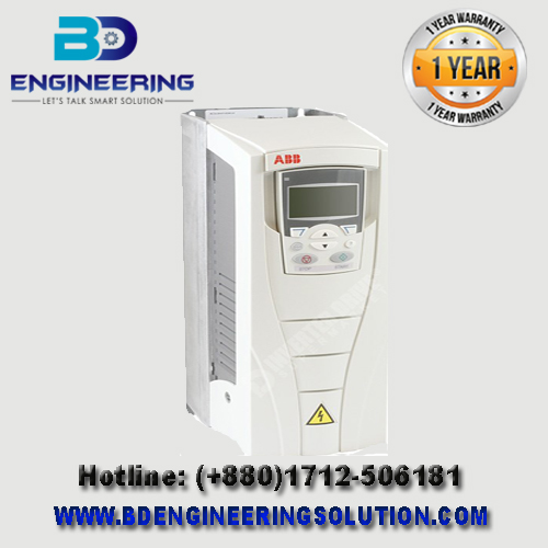 ABB ACS550 Series Variable_Frequency_Inverter