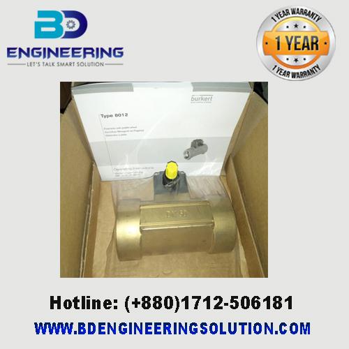 Burkert-Valves Washing mc valves