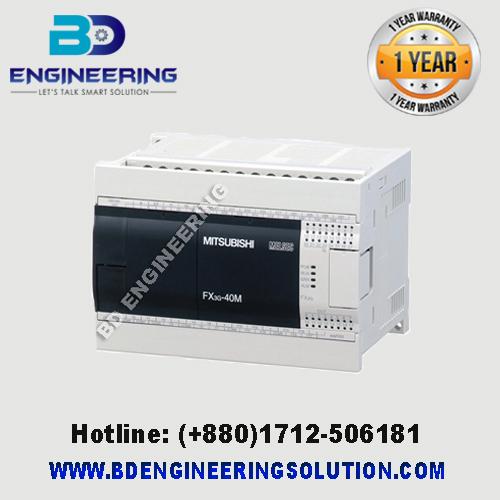 FX3G-PLC Mitsubishi PLCPLC Supplier in Bangladesh, PLC (Programmable Logic Controller), PLC Programming Cable