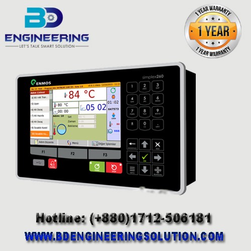 Machine Development & Automation, PLC Supplier in Bangladesh, Germents Washing Macenmos-dyeing-controller-simplex-263-Machine Automation