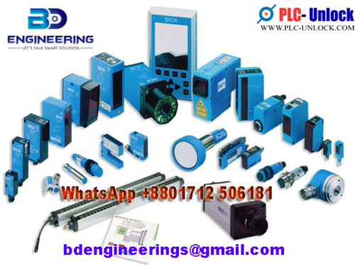SICK Sensor Controller Distributor/Agent/Supplier/Importer in Bangladesh