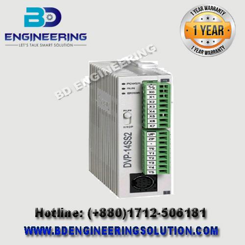 DVP16SP11T Delta Digital-Input/Output Module