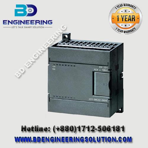 SIMATIC-S7-200 ANALOG-INPUT EM-231 6ES7-231-7PC22-0XA0