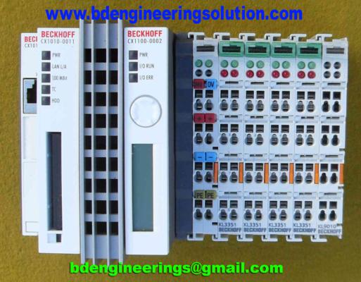 Beckhoff-PLC BK3100