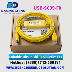 FX Mitsubishi PLC Cable