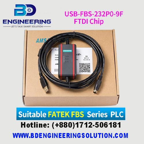 Fatek PLC Cable FBS-232P0-9F-2