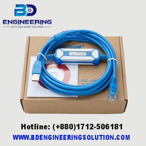 Fuji USB-UG00C-T PLC Programming Cable
