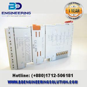 KL2022 Beckhoff-24-VDC Digital Output-Module