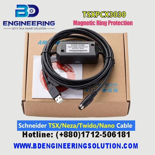 Schneider TSX-Neza-Twido-Nano Cable in Bangladesh