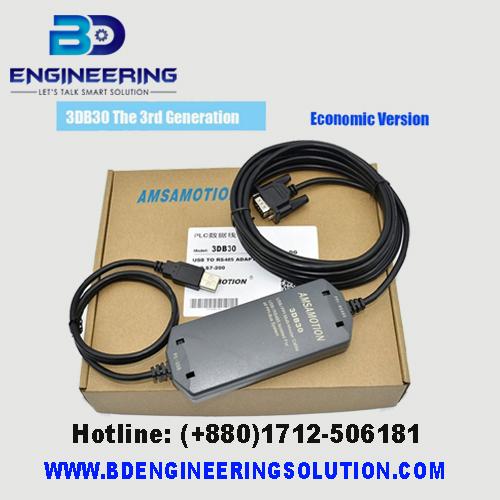 Siemens PLC Programming Cable S7-200PLC Data Line USB-PPI