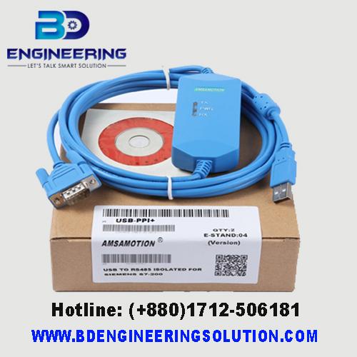 Siemens USB-PPI PLC Programming Cable