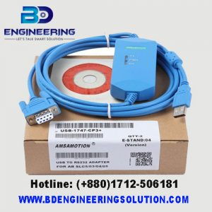 USB-1761-1747-CP3 PLC Programming Cable AB