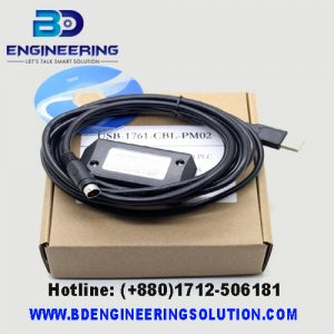 USB-PLC-Programming-Cable-For-A-B-Micrologix-1000-1200-1500-USB-1761-CBL-PM02-10FT Cable Programming PLC