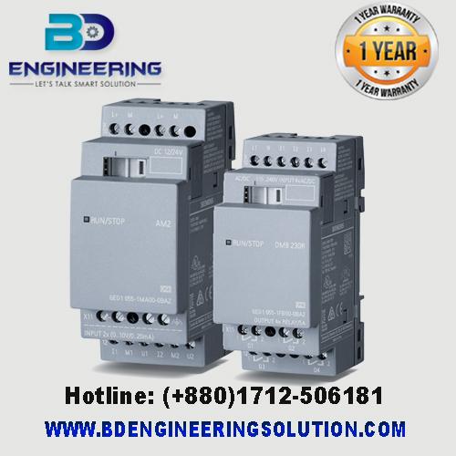 PLC Supplier in Bangladesh,LOGO POWER SUPPLY 6DE1 055-1MA00-0BA2