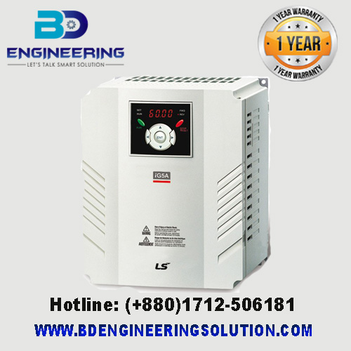 Variable Frequency Inverter/ Drive (VFD) LS