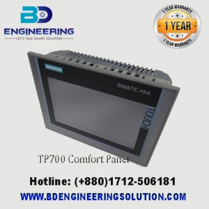 SIMATIC-HMI-TP700-COMFORT-6AV2124-0GC01-0AX0 HMI In Bangladesh