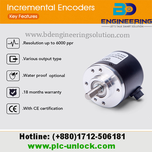 Rotary Encoder, Rotary Encoder supplier in Bangladesh