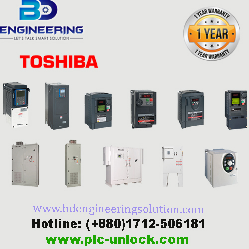 Variable Frequency Inverter/ Drive (VFD),TOSHIBA VFD Drive of BD ENGINEERING