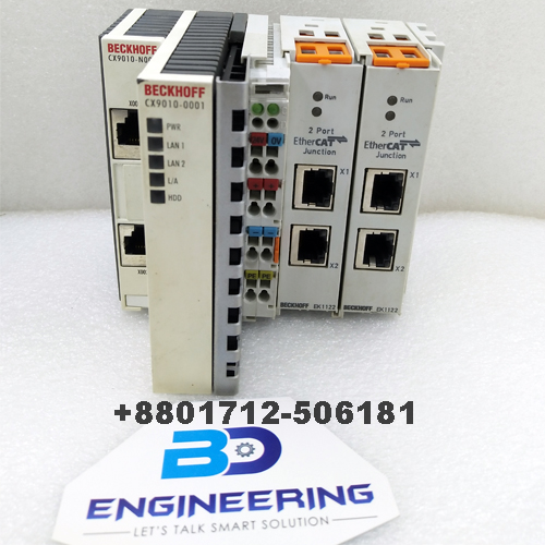 PLC Supplier in Bangladesh Beckhoff CPU CX9010