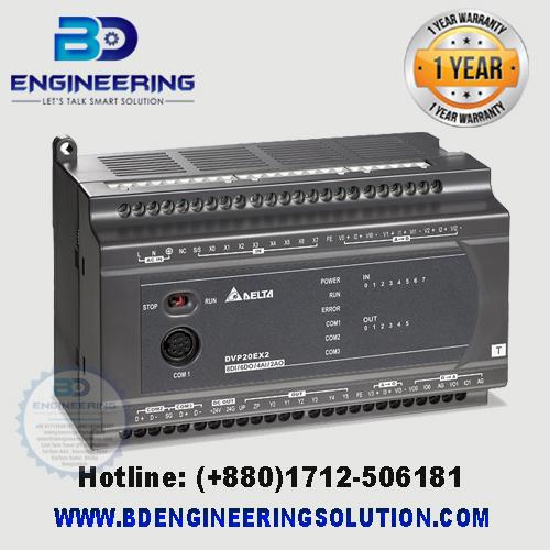 PLC Supplier in Bangladesh, DVP20EX2