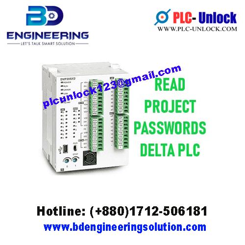Delta plc unloc www.plc-unlock.com