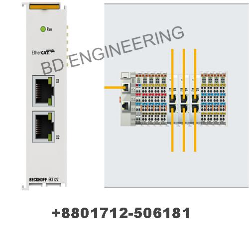 PLC Supplier in Bangladesh, PLC (Programmable Logic Controller), EK1122 Junction