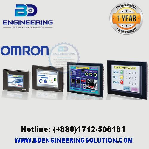 Omron plc hmi Supplier Importer/Distributor/Agent in Bangladesh
