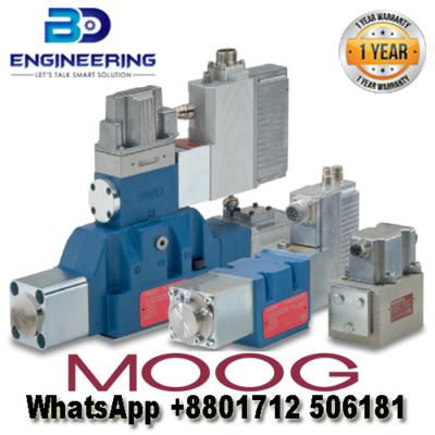 MOOG SERVO VALVES Supplier in Bangladesh