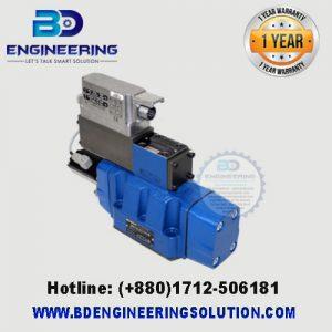 Hydraulic Servo Valve, Servo Drive and Motor
