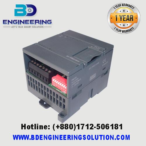 Siemens Module S7-200 analog and digital
