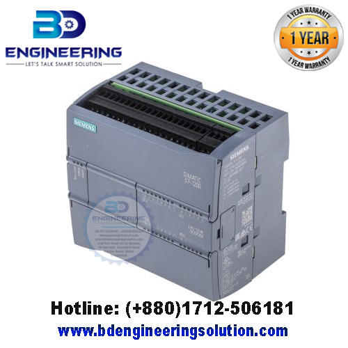 Siemens S7-1200 PLC CPU 6ES7 214-1AG40-0XB0
