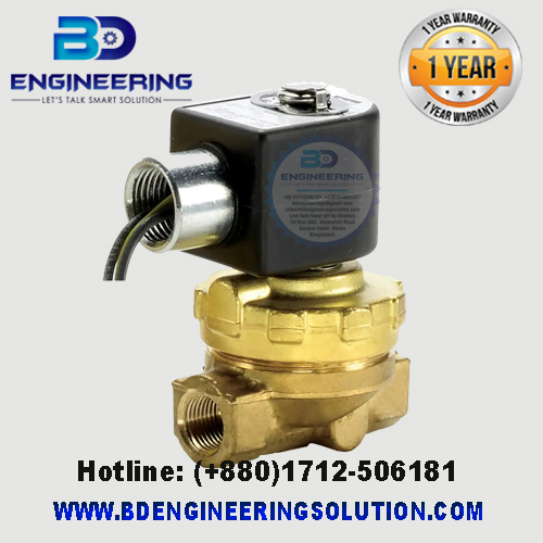 Solinoid valve in Bangladesh