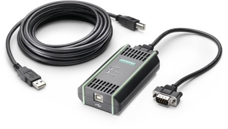MPI PC Adapter S7-200 PLC Communicable Siemens