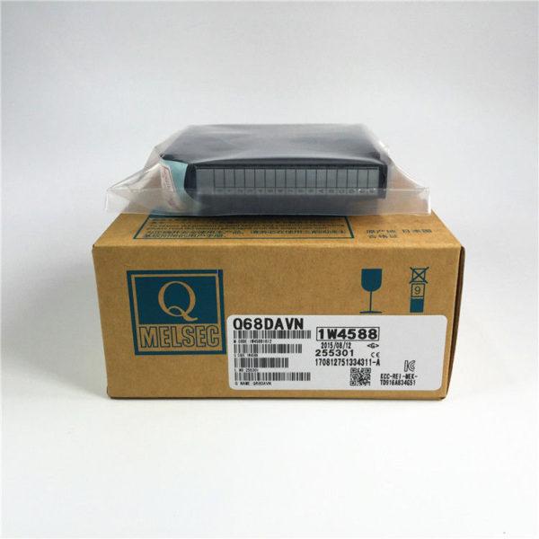 Mitsubishi Digital Analog Q68DAVN