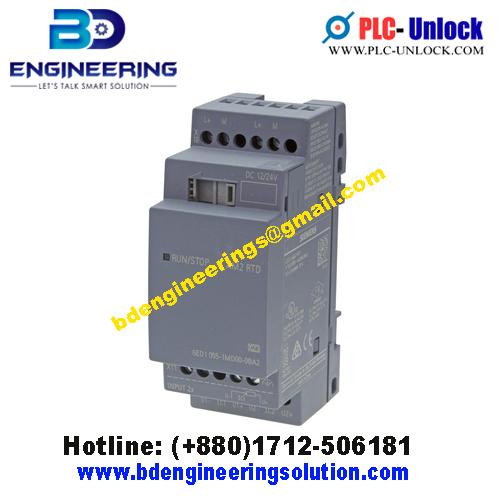 LOGO PLC OBA8_AM2_RTD 6ED1-055-1MD00-0BA1