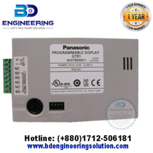 AIGT0030H1 Omron HMI (Human Machine Interface), HMI Supplier in Bangladesh