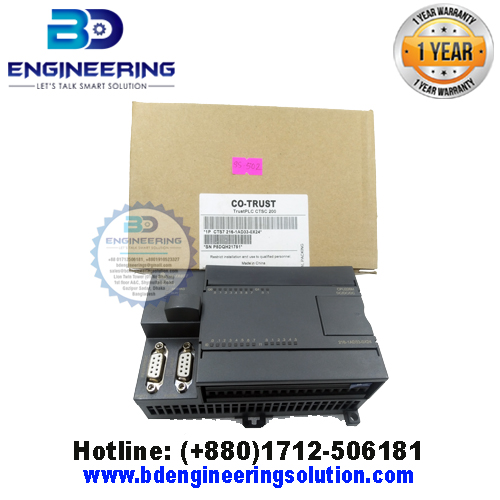 CO_TRUST PLC226M PLC Supplier in Bangladesh, PLC (Programmable Logic Controller), PLC Programming Cable