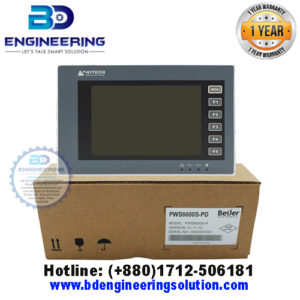 Hitech HMI PWS6600S-PD HMI (Human Machine Interface), HMI Supplier in Bangladesh