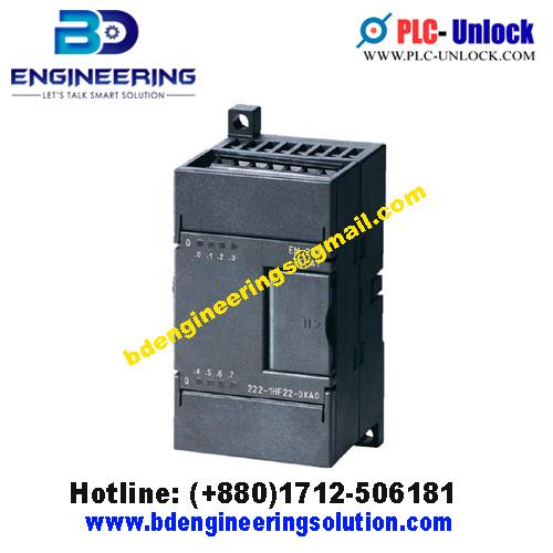 PLC-6ES7 222-1HF22-0XA8. (www.plc-unlock.com)