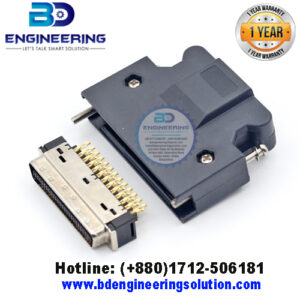 male-solder-SCSI-MDR-50pin-cable-connector
