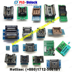 rt809h-emmc-nand-flash-programmer-with-21-adapter www.plc-unlock.com