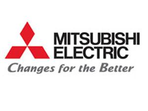 MITSUBISHI PLC LOGO