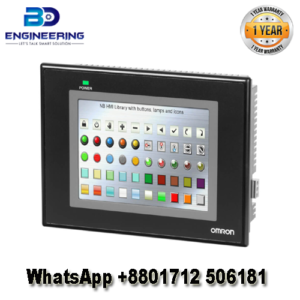 NB3Q-TW00B- Omron 3.5 -Human Machine Interface-HMI