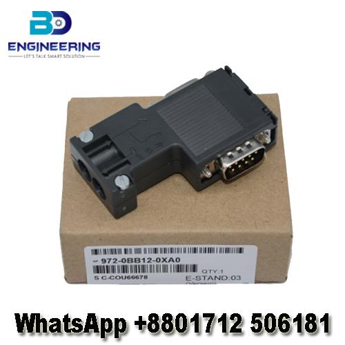 972-0BA41-0XA0-Cable-plc-profibus connector siemens in bd