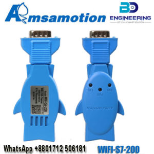 WiFi Wireless Programming Adapter for Siemens S7-200 PLC Replace USB-PPI Communication Cable DB9 TO RS485 in bangladesh