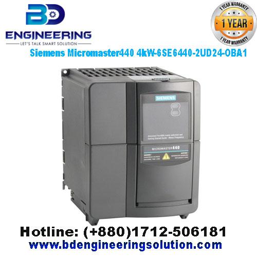 6SE6440-2UD24-OBA1-Siemens-Siemens Micromaster 440