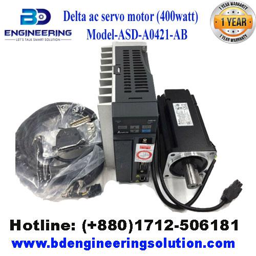 Delta-AC-Servo-Motor