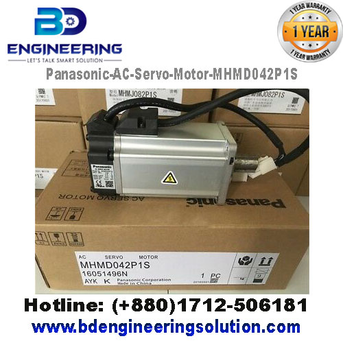 Panasonic-AC-Servo-Motor-MHMD042P1S