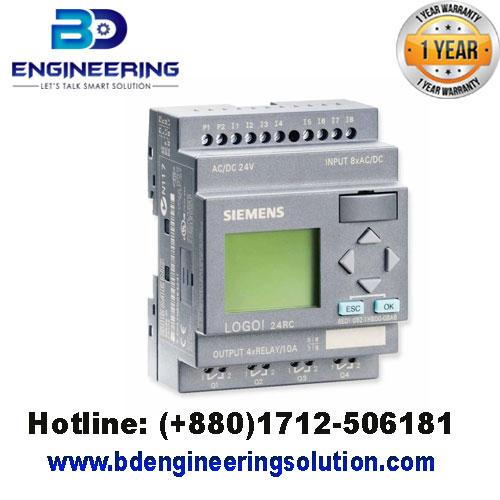 Siemens Logo PLC 6ED1-052-1MD00-0BA6