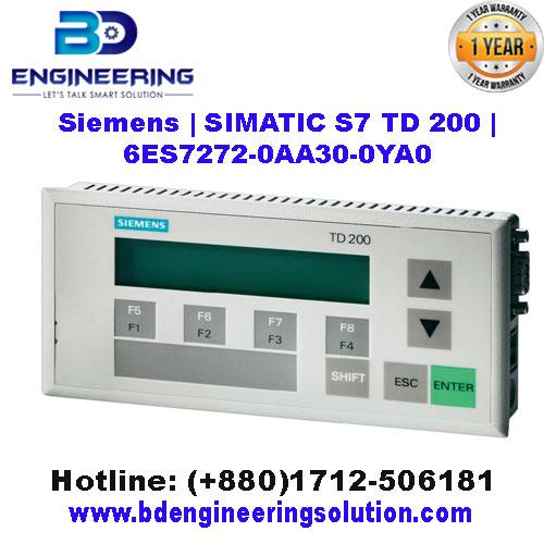 Siemens-SIMATIC-S7-TD-200
